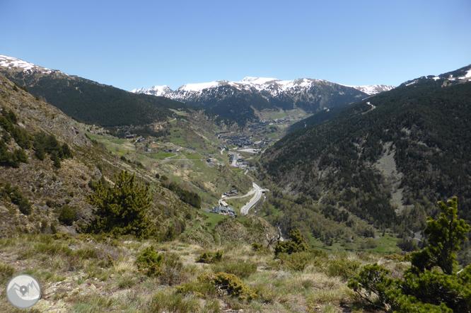 Camí circular de la parròquia de Canillo 1
