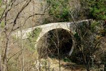 Pont de Vall-llonga.