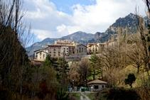 El poble de la Coma.