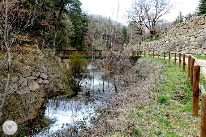 Camí Verd de la Vall de Lord - Fonts del Cardener 1