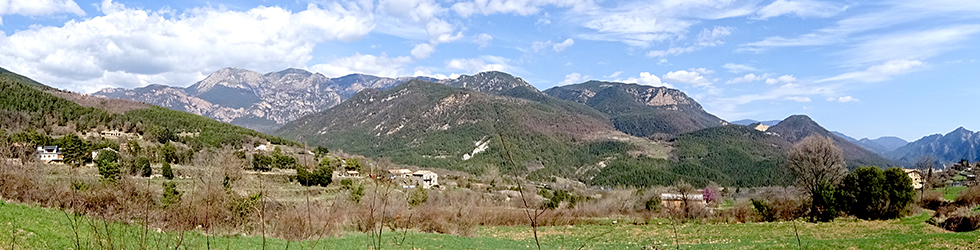 Camí Verd de la Vall de Lord - Fonts del Cardener