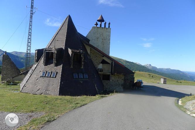 Camí de Zemeto a la vall de Roncal-Belagua 1