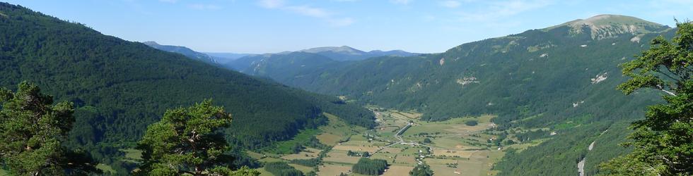 Camí de Zemeto a la vall de Roncal-Belagua