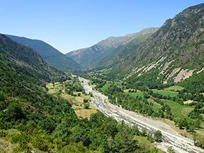 Cam� de l�Aigua a l�Alta Ribagor�a