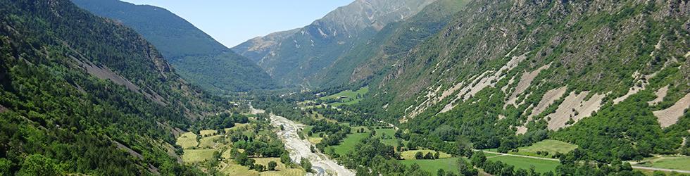 Camí de l�Aigua a l�Alta Ribagorça