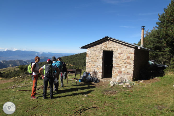 Cap de Boumort (2.077m) des d