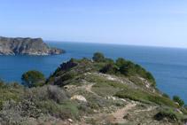 Ens dirigim cap a la Punta de la Trona.