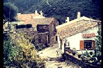 Ambient pintoresc a la Vall de Santa Creu.