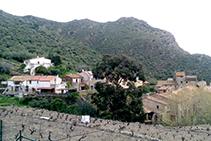 La Vall de Santa Creu.