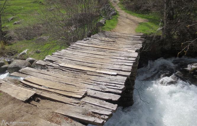 Cascada del Molí del Salt des de Viliella 1