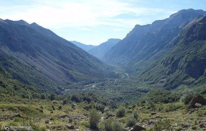 Cascada del Cinca i cascades de Lalarri 1