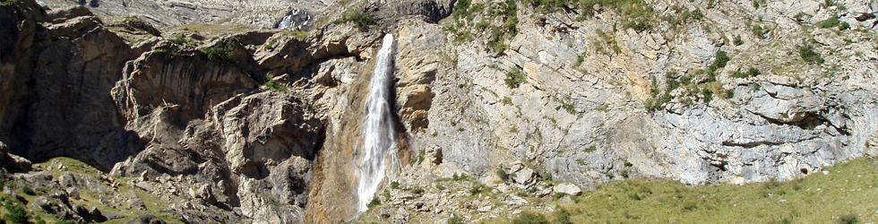 Cascada del Cinca i cascades de Lalarri