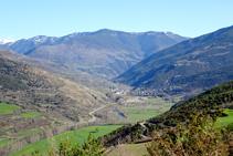 Vista de Savarneda i Sort.