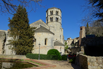 Monestir de Sant Pere de Galligants.