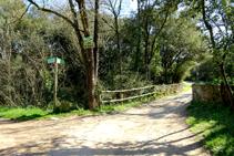 Pont de Sant Miquel.