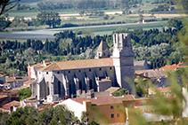 L´església de Sant Genís a Torroella.
