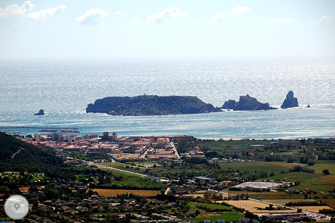 Castell del Montgrí i zona d