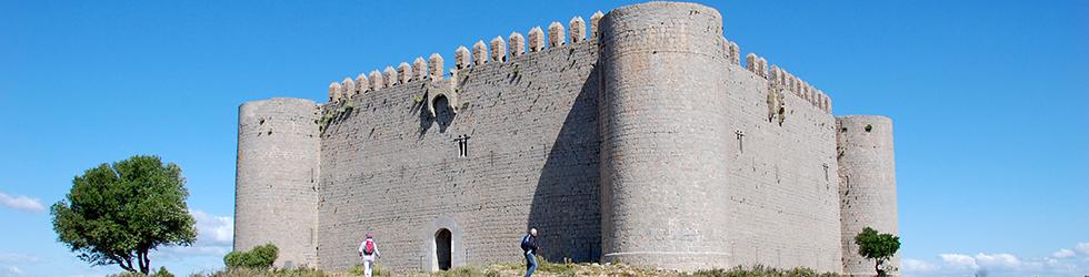 Castell del Montgrí i zona d�interès natural de les Dunes