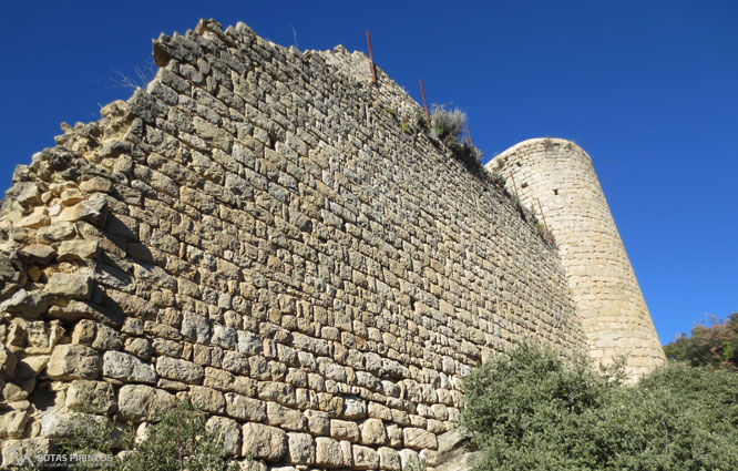Castell de Sant Gervàs 1