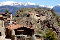 El bonic poble de Querforadat.