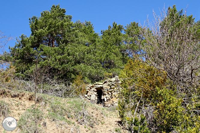 Cava i Querforadat a la cara nord del Cadí  1
