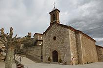 Església de Sant Corneli.