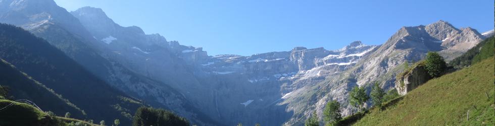 Circ de Gavarnie i la Gran Cascada