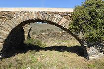 Ruïnes de l´antic corral de Ses Closes.