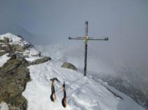 Pic de Cambra d´Ase (2.750m).