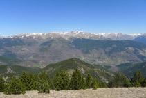 El Puigmal (2.913m).