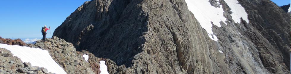 Posets (3.375m) per la cresta d�Espases