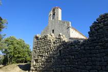 Santa Bàrbara de Pruneres.