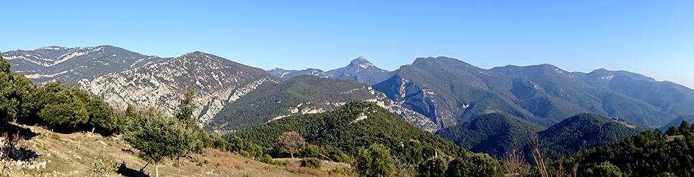 De Sadernes a Santa Bàrbara a l�Alta Garrotxa