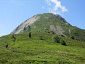 La Dent d´Orlu (2.222m) pel Serrat de la Llau