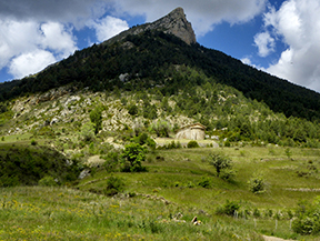El Cadinell (2.113m) des de Josa de Cad�