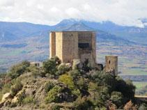 Castell de Llordà.