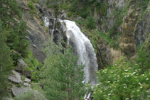Cascada de El Salto.