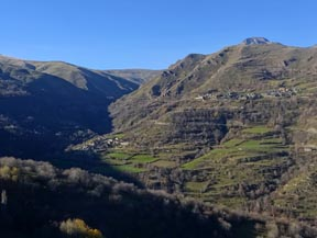 La Vall d��ssua des de Sort