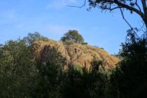 Cim de la Roca Rodona o Roca del Sol.