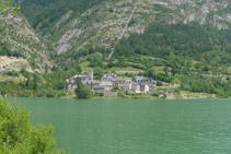 El poble de Lanuza.