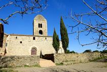 Santa Coloma de Fitor.