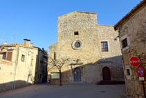 Església de Santa Maria de Fonteta.
