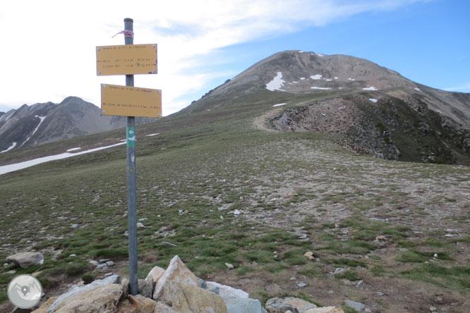 Gra de Fajol (2.714m) per l