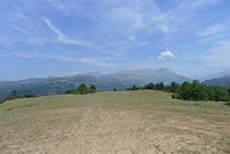 Vistes de les muntanyes de la Vall Fosca.