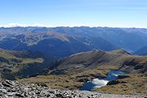 L´estany Gran de la Vall del Riu (Parròquia de Canillo).