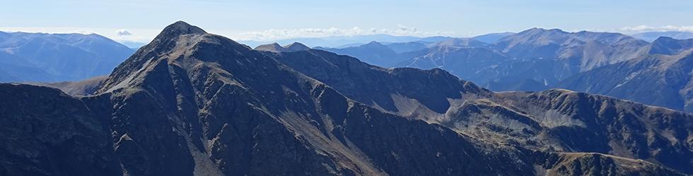 Estany i pic de l�Estanyó (2.915m)