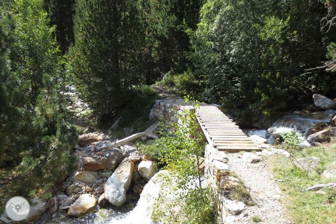 Estanys de Gémena a la vall de Llubriqueto 1