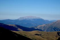 El massís del Turbón s´alça majestuosament a la Ribagorça aragonesa.