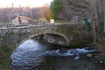 Pont del Molí de Llanars.