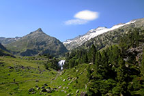 Un dels panorames més bonics dels Pirneus.